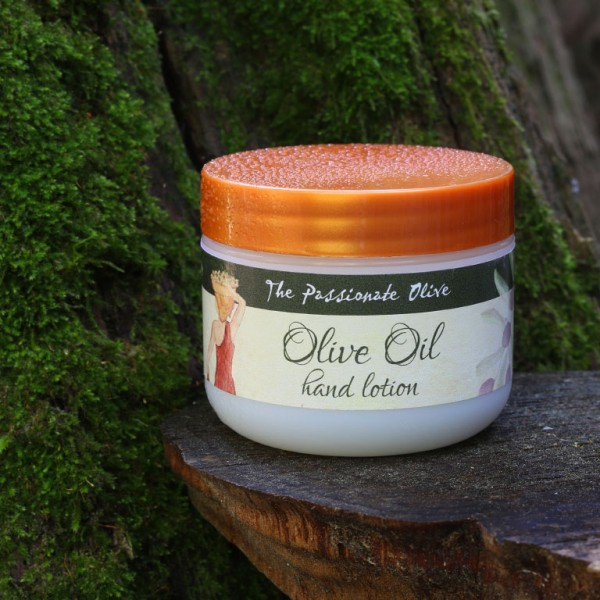 Olive Oil Hand Lotion