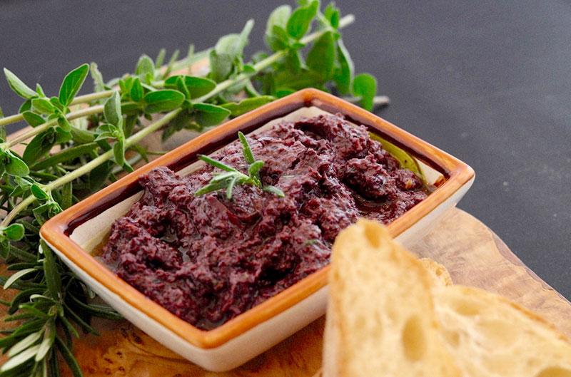 Olive Paste (Tapenade)