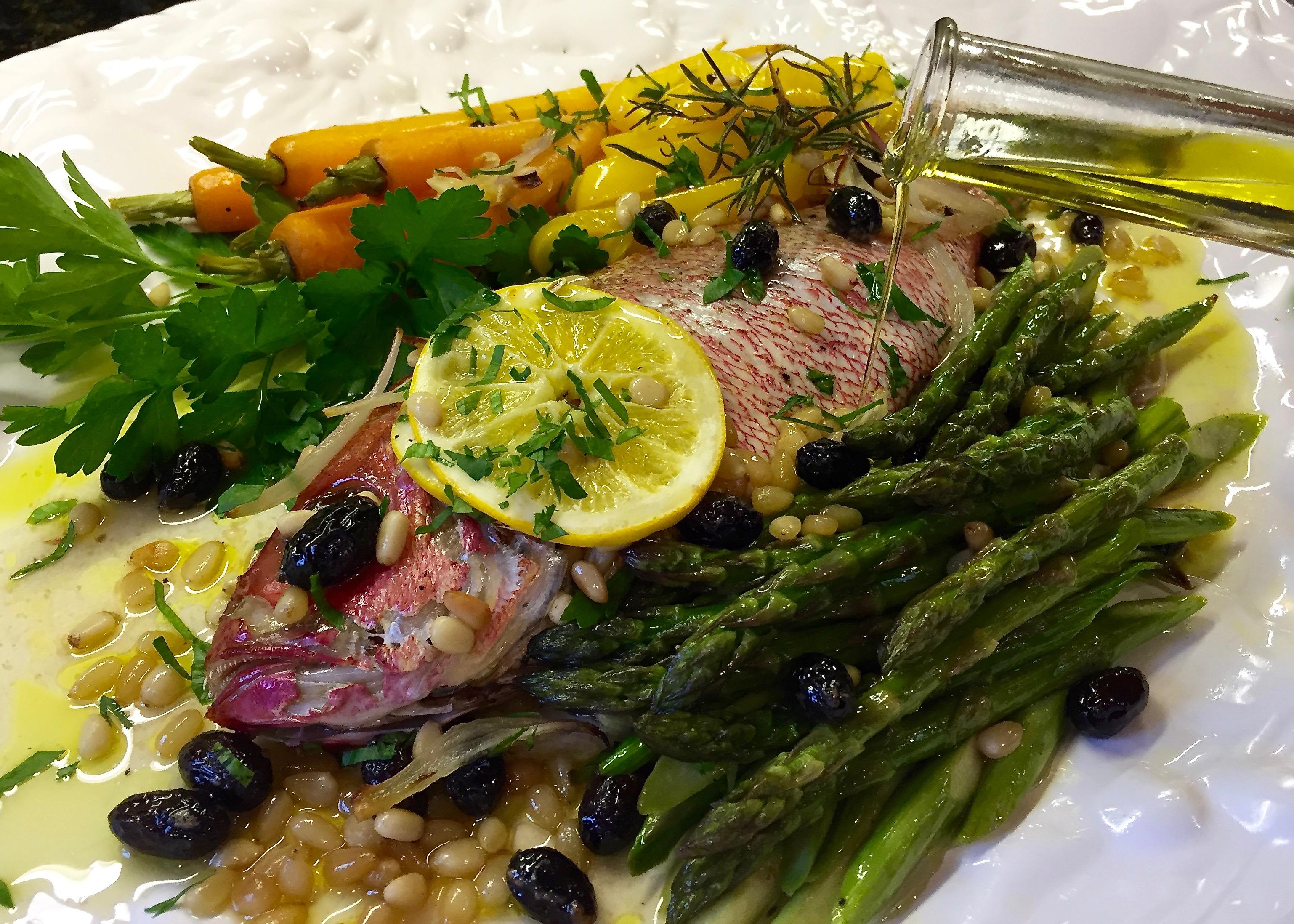 Ligurian Fish