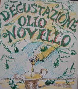 Tasting New Olive Oil