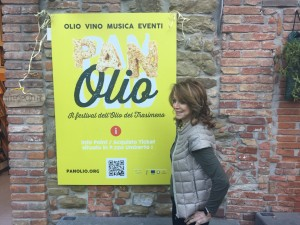 Pan Olio (Olive Oil Festival) in Panicale
