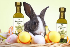 Easter, Passover, and Olive Oil